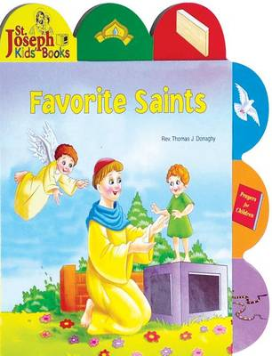 Favorite Saints by Thomas Donaghy
