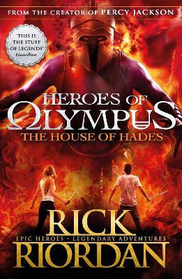 House of Hades (Heroes of Olympus Book 4) book