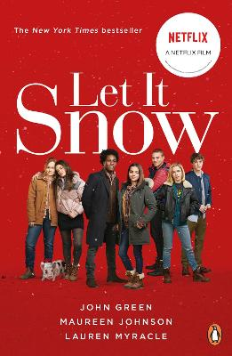 Let It Snow: Film Tie-In by John Green