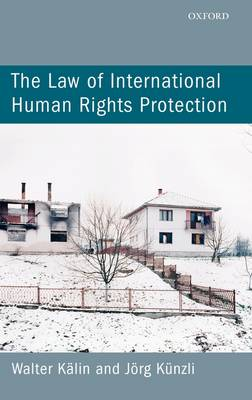 The Law of International Human Rights Protection by Walter Kalin