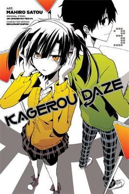 Kagerou Daze, Vol. 3 (manga) book