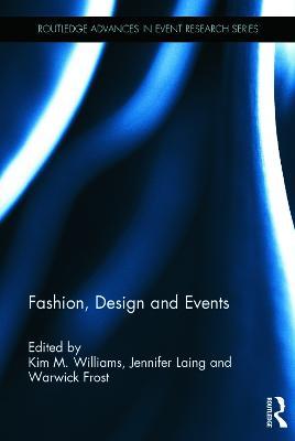 Fashion, Design and Events book