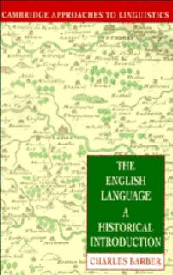 The English Language by Charles Barber