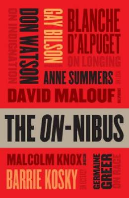 The ON-nibus by David Malouf