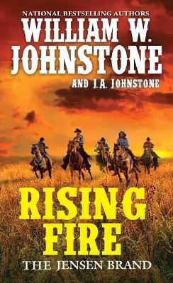 Rising Fire book