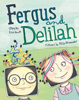 Fergus and Delilah by Erin Knutt