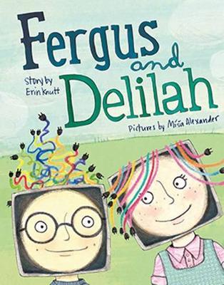 Fergus and Delilah by Erin Knutt
