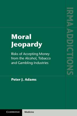 Moral Jeopardy by Peter J. Adams