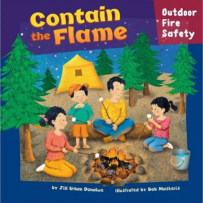 Contain the Flame book