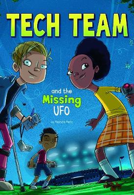 Tech Team and the Missing UFO book