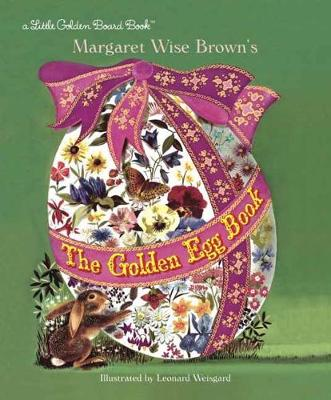 Golden Egg Book by Margaret Wise Brown