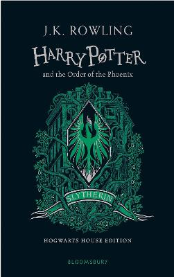 Harry Potter and the Order of the Phoenix - Slytherin Edition book