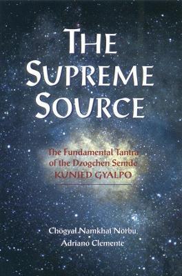 Supreme Source book