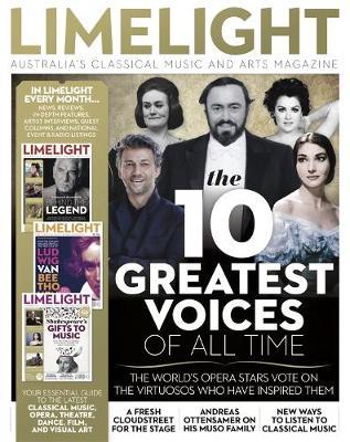 Limelight April 2019: Australia's Classical Music & Arts Magazine book