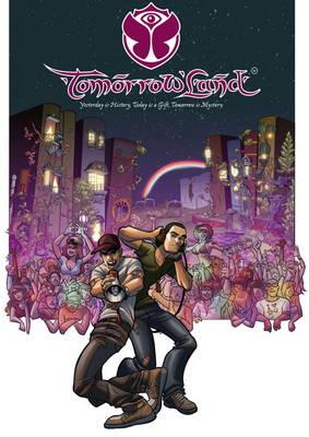 Tomorrowland by Paul Jenkins