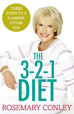 Rosemary Conley's 3-2-1 Diet book