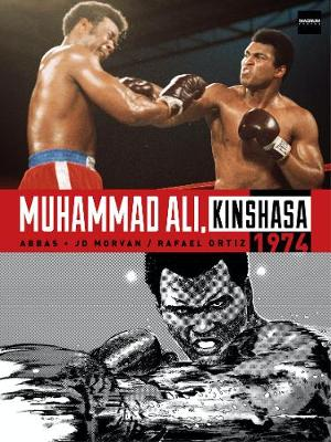 Muhammad Ali, Kinshasa 1974 by Jean-David Morvan