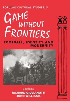 Games Without Frontiers by John Williams