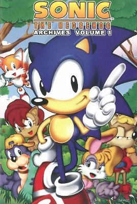 Sonic The Hedgehog Archives 1 by Sonic Scribes