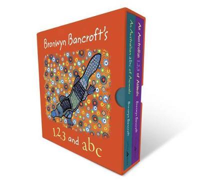 Bronwyn Bancroft's 1,2,3 and ABC: Little Hare Books by Bronwyn Bancroft