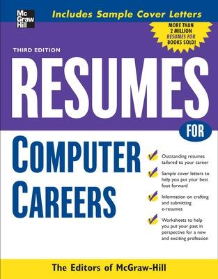 Resumes for Computer Careers by McGraw-Hill Education
