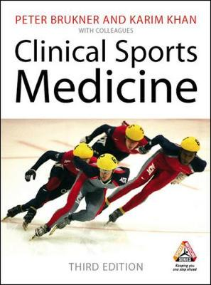 Clinical Sports Medicine by Peter Brukner