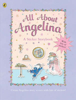 All About Angelina by Katharine Holabird