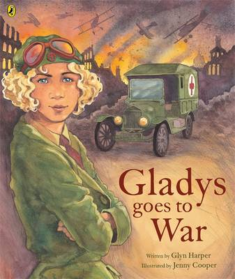 Gladys Goes To War book