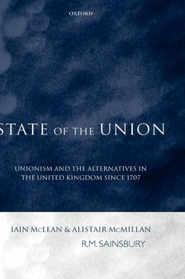 State of the Union by Iain McLean