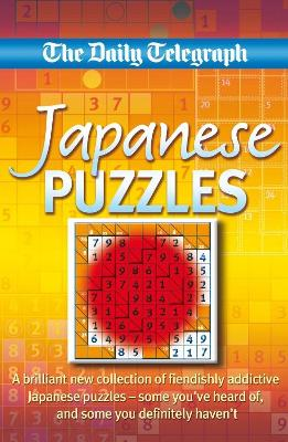 Daily Telegraph Book of Japanese Puzzles book