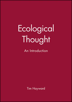 Ecological Thought book