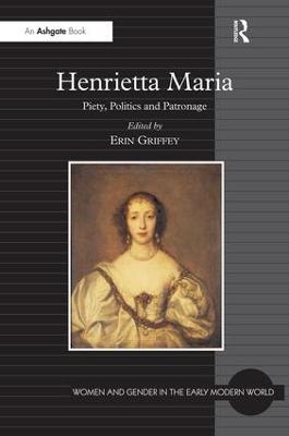Henrietta Maria by Erin Griffey