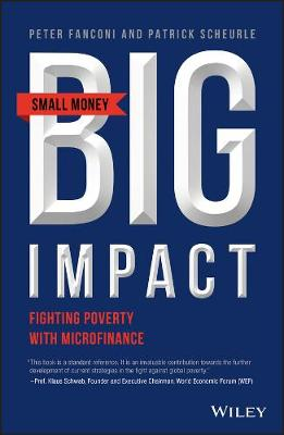Small Money Big Impact - Fighting Poverty with    Microfinance by Peter A. Fanconi