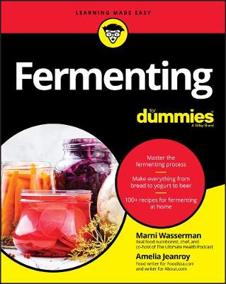 Fermenting For Dummies by Marni Wasserman