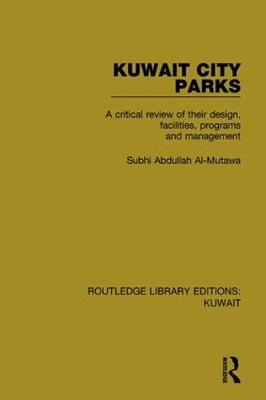 Kuwait City Parks book