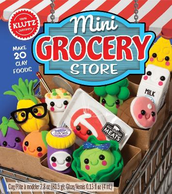 Mini Grocery Store by Editors of Klutz