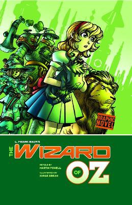 The Wizard of Oz by Martin Powell