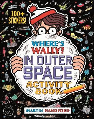 Where's Wally? In Outer Space book