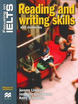Focusing on IELTS - Reading and Writing Skills with Answer Key - 2nd edition book