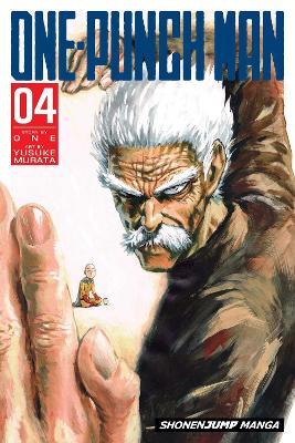 One-Punch Man, Vol. 4 by Yusuke Murata
