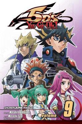 Yu-Gi-Oh! 5D's, Vol. 9 by Masahiro Hikokubo