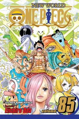 One Piece, Vol. 85 by Eiichiro Oda