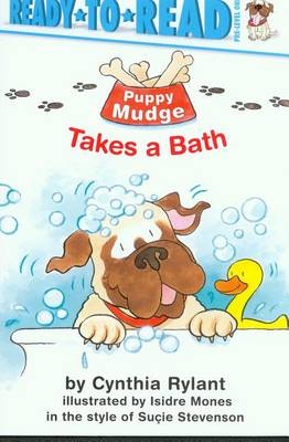 Puppy Mudge Takes a Bath with CD by Cynthia Rylant