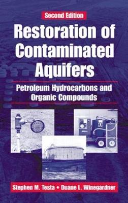 Restoration of Contaminated Aquifers book