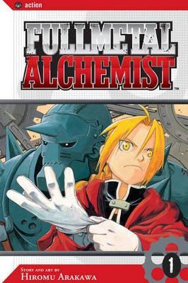 Fullmetal Alchemist, Vol. 1 by Hiromu Arakawa