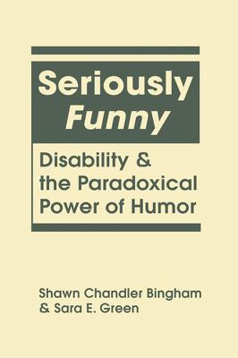 Seriously Funny by Shawn Chandler Bingham