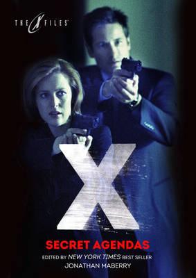 X-Files Secret Agendas book
