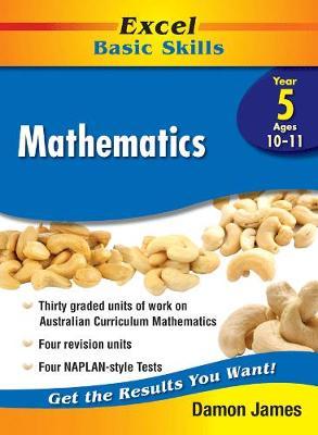 Excel Basic Skills Core Books: Mathematics Year 5 book