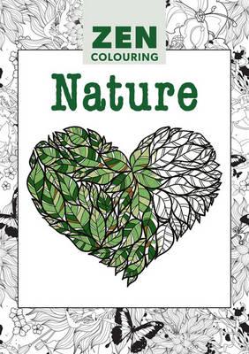 Zen Colouring - Nature book