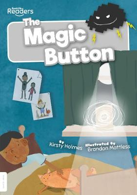 The Magic Button by Kirsty Holmes